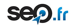 le logo de l'agence SEO.fr